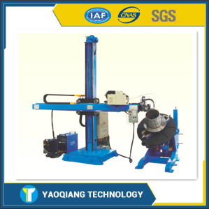 Yq Industrial Steel Structure Pipe Automatic Welding Manipulator for Sale pictures & photos