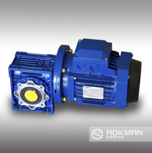 Aluminum Housing Worm Gear Boxes (reducers) pictures & photos