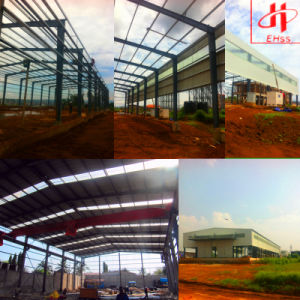 Fabricated Metal Products Welded Construction Fabricated Welded Steel Beam pictures & photos