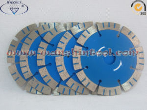 115mm Turbo Segmented Diamond Saw Blade Diamond Disc pictures & photos