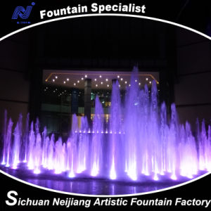 Outdoor Music Water Fountain/Outdoor Fountains