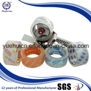 6rolls Per Flat Shrink, 36rolls in One Box BOPP or Crystal Adhesive Tape pictures & photos