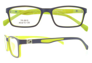 High Quality New Design Tr90 Eyeglass Kids Eyewear Optical Glasses Frame pictures & photos