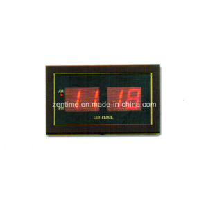 Electronic LED Big Digit Time Clock pictures & photos