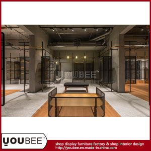 High End Garment Showroom Display Furniture, Lady Clothing Shop Interior Design pictures & photos