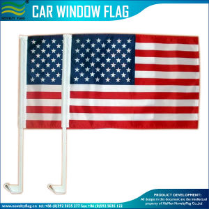 USA Economy Car Window Flag (B-NF08F06067) pictures & photos