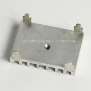 High Precision Extruded Aluminum Heatsink pictures & photos
