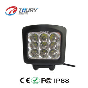 6inch Powerful Output Spotlight LED Heavy Duty Light pictures & photos
