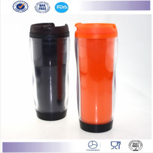Hot Sale Promotion Starbucks Coffee Mug Plastic Travel Mug Cup