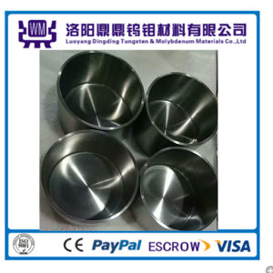 30% Tungsten 70% Molybdenum Alloy Crucible for Sale, Mo1 and W-1, 99.95%Purity pictures & photos
