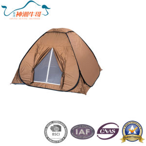 Dome Camping Tent with Mesh for Travelling