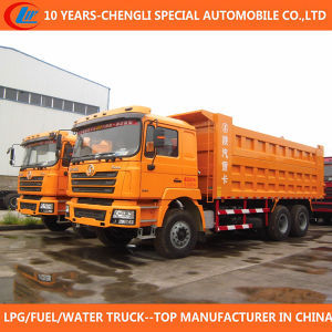 6X4 China Supplier 25tons Dump Truck for Africa pictures & photos