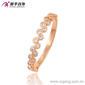 Hot-Sale Fashion CZ Rose Gold Imitation Jewelry Finger Ring 13506 pictures & photos