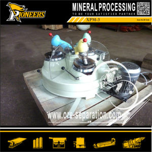 Dry Mineral Testing 0-90 Grams Lab Grinding Process Milling