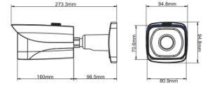 Dahua 2.4megapixel 1080P Water-Proof Hdcvi IR-Bullet Camera pictures & photos