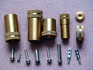 Auto Stainless/ Brass CNC Machining Turning Parts pictures & photos