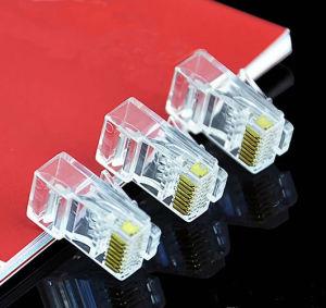 Premium UTP RJ45 Modular Plugs for Cat5e CAT6 Network Cable pictures & photos