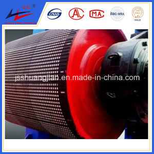 Self Cleaning High Quality Ceramic Pulley Used in Wet Environment pictures & photos