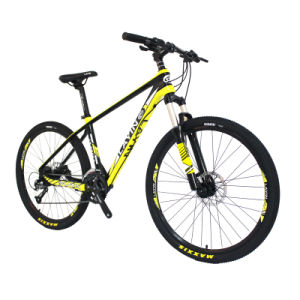 Hi-Speed High Grade Mountain Bicycle with Different Color pictures & photos