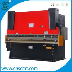 Wc67k-160t/3200 CNC Metal Plate Press Brake Bending Machine pictures & photos