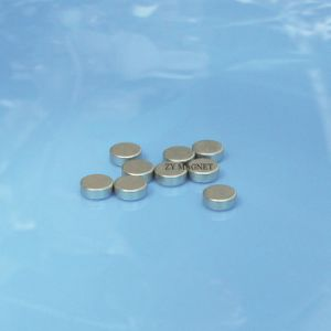 N48 High Quality Disk NdFeB Neodymium Permanent Magnet pictures & photos