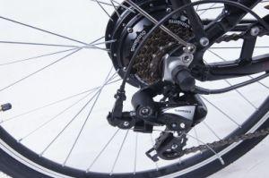 Euro Aluminum Alloy Frame Electric City Bike pictures & photos