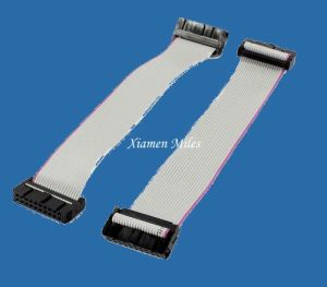 IDC Cable 1.0 1.27 2.0 2.54mm FPC Flat Cable Ribbon Cable pictures & photos