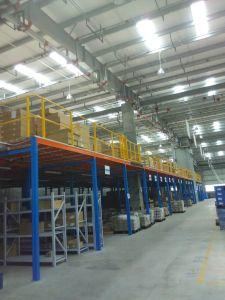 Mezzanine Platform Warehouse Steel Rack pictures & photos