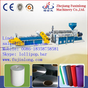 Plastic Sheet Extruder for PP/PS From Fuxinlong Machinery pictures & photos