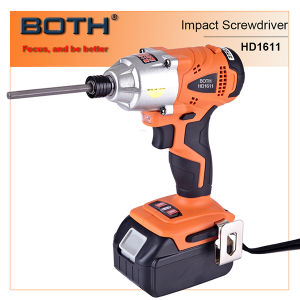 4.0ah Cordless Drivers Li-ion Impact Wrench (HD1606B) pictures & photos