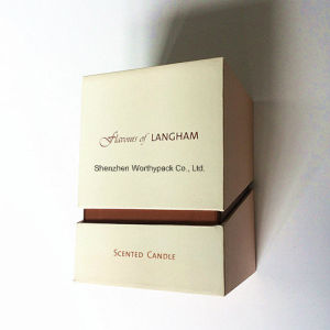 Paper Packaging Box for Perfume and Candle pictures & photos