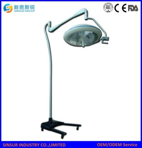 Movable Emergency Shadowless Halogen Operating Lamps pictures & photos