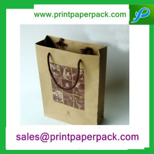 Recycle Craft Brown Paper Kraft Bag / Packaging Kraft Paper Bag pictures & photos