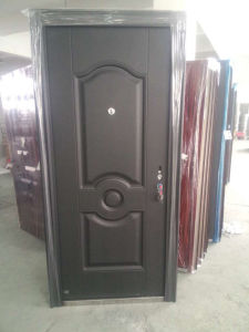 Zhejiang 2016 New Steel Security Entry Door pictures & photos