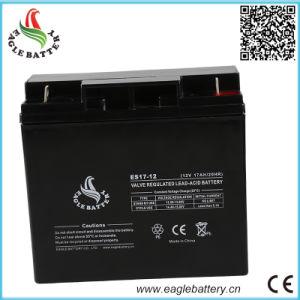 12V 17ah Maintenance Free Lead Acid Battery for UPS