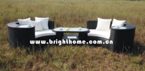 Stylish Outdoor Rattan Sofa Set (BP--873A) pictures & photos