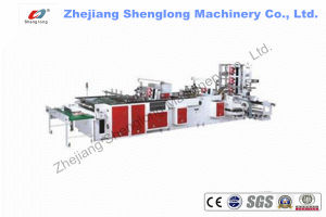 Fully Automatic Plastic Hand Bag Making Machine (SL) pictures & photos