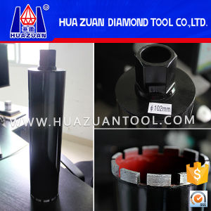 102mm Diamond Core Drill Bit for Reinforced Concrete pictures & photos