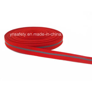 Reflective Warning Ribbon Material pictures & photos