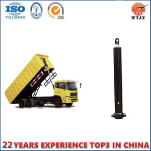 Wantong Fe Front-End Telescopic Hydraulic Cylinder for Dump Truck/Trailer pictures & photos