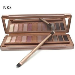 Popular Cosmetics Name Your Brand 12 Colour Metal Eyeshadow Palette
