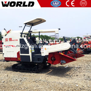 World Brand Track Type Harvester for Rice pictures & photos