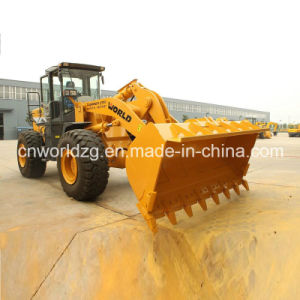 5ton Strong Rock Bucket Loader pictures & photos