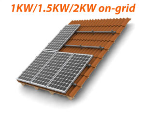 1kw 1.5kw 2kw Solar Power System pictures & photos