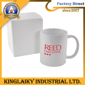 Customized Promotional Mug/ Ceramic Mug with White Box (NGS-1016) pictures & photos