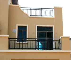 High Quality Galvanized Metal Balcony Railing pictures & photos