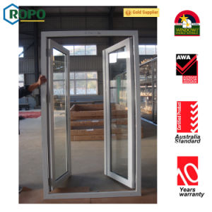 China Manufacture French Glass Door for Sale Double Glass Door pictures & photos