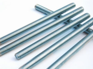 DIN976 High Quality Zinc Plated Threaded Stud pictures & photos