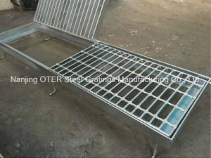 Hot DIP Galvanized Drain Cover pictures & photos