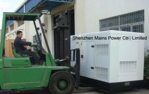 300kVA 240kw Cummins Diesel Generator Soundproof Canopy Power Genset pictures & photos